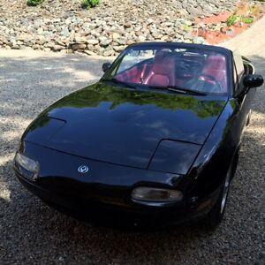 Miata1993 Mazda MX-5 Miata Cabriolet