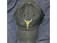 New Travis Scott $cott Rodeo Grey Anti Tour Merch Hat Cap Strapback