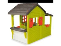 Smoby Neo Floralie Childrens Playhouse