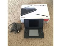 Black Nintendo DS Lite Includes 15 Games, Charger