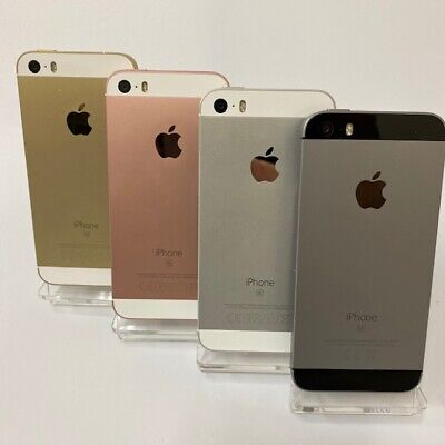 APPLE iPHONE SE 16GB / 64GB / 128GB -  Unlocked - Smartphone Mobile Phone