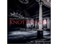 Ghost Hunt - Knottingley Town Hall