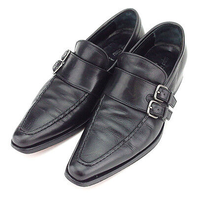 Auth MiuMiu Loafers Mens used T1472