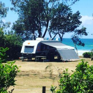 2016 2-bunk Nova Family Escape Caravan