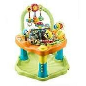 Exersaucer double fun bumbly