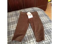 BRAND NEW GIRLS LEGGINGS AGE 11 WITH TAGS £1.00 - WHATSAPP/EMAIL