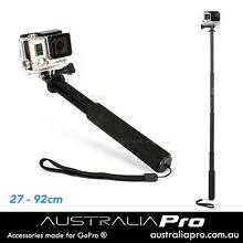Pole for GoPro Hero 4 3 3+ 2 1 Session Telescopic Monopod Selfie Logan Reserve Logan Area Preview