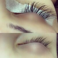 Full Set of Eyelash Extensions ONLY $60