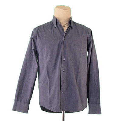 BALLY Shirt with logo Mens Authentic Used L950