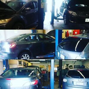 A/C SPECIAL Summer Automotive Service & Repairs@Richard's Auto