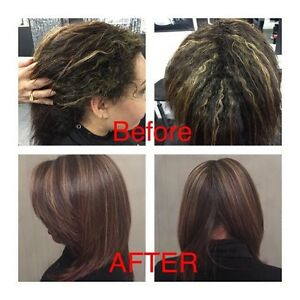 Hairdressing services and Hair treatment Cannington Canning Area Preview