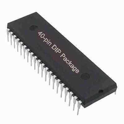 Atmel Atmega324a-pu Microprocessor Microcontroller Embedded Cpu