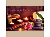 Professional holistic treatments by jen