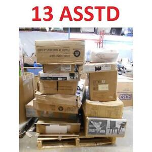 13 ASSTD FURNITURE LOT W/ MANIFEST ITEMS - SEE COMMENTS - HOME - HOUSE 109109188
