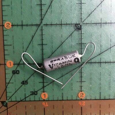Sprague Axial Film Capacitor .01uf 600v 5 196p10356s Audio Guitar Vitamin Q New
