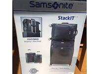 Samsonite Stackit 2pc Luggage Suitcase Set