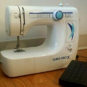 Euro Pro 464XC Sewing Machine for sale