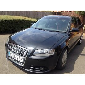 Audi A3 TFSI S Line Special edition 3dr
