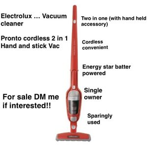 Electrolux … Vacuum cleaner