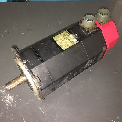 Fanuc AC Servo Motor, Model 5S, A06B-0314-B504 #7008, Used, Warranty