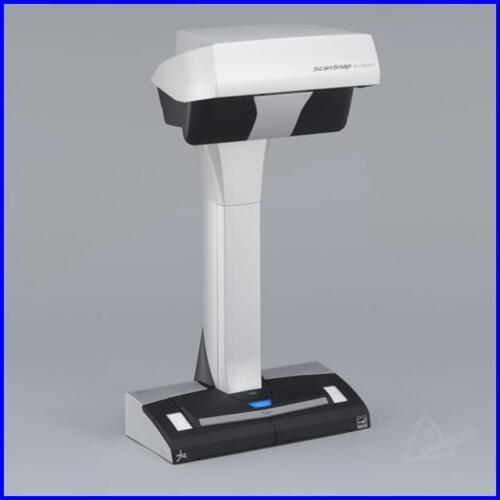Fujitsu Scansnap SV 600 Dokumentenscanner - WIN / MAC - Buch- u. Overheadscanner