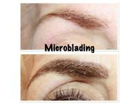 OFFER: Microblading £80, Semi permanent makeup eyebrows £90, Fat Freezing £50, Eyelashes From £40