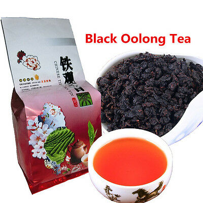 High Quality Chinese Black Oolong Tea Natural Slimming Tea Black Tieguanyin 50g