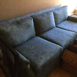 Incredible deal! Couch and Chair Near Perfect Condition for Age