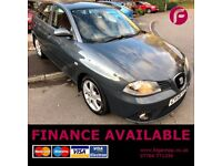 Seat Ibiza Sport 1.4 5dr - New MOT & Service - 3 Owners - Timing Belt & WP Changed + Free Warranty!