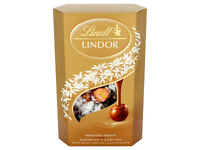unwanted gifts-brand new-Lindt Lindor Limited Edition 337G-from a smoke&pet free home