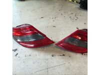 Mercedes c class w204(2007-2011) rear lights