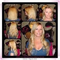 ♥♥ CALGARY HAIR EXTENSIONS SUMMER SALE ONLY $405 full head 18""