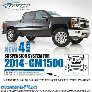 Suspension  Lift and Leveling Kits