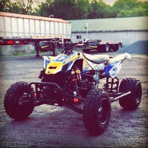 Can-am ds450 xmx 2012