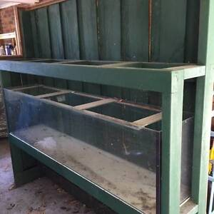TWO FISH TANKS -  sold together or separately Upwey Yarra Ranges Preview