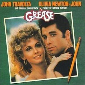 GREASE ( BRAND NEW CD ) ORIGINAL FILM SOUNDTRACK ( OLIVIA NEWTON JOHN TRAVOLTA )