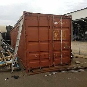 40' Open Top Shipping Container Thabeban Bundaberg City Preview