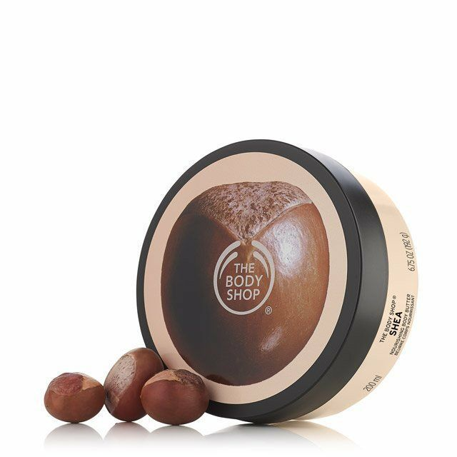 NEW The Body Shop Body Butter Shea 6.75 oz 200 ML