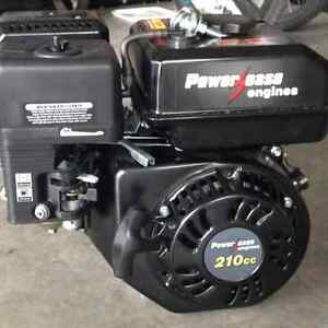 210cc Powercase engine