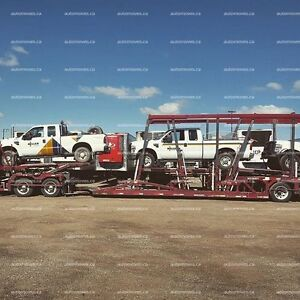 Dependable Auto Transport to and from Winnipeg, Manitoba