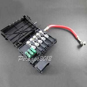 new fuse box battery terminal fit for vw jetta golf mk4. Black Bedroom Furniture Sets. Home Design Ideas