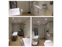 Harley Street treatment rooms to rent