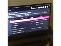 "49"" LG 4K Ultra HD smart TV"