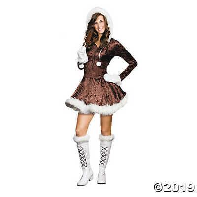 New Eskimo Cutie Child Teen Costume X small 0-1