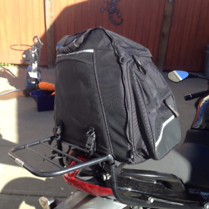 Moto Guzzi Ventura luggage system 1200 sport and Breva
