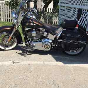 2013 Harley soft tail classic 110th anniversary  edition