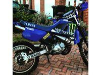 Yamaha dt 125 not cr,husky,Honda,wz,Suzuki