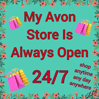Are you looking for an Avon lady?