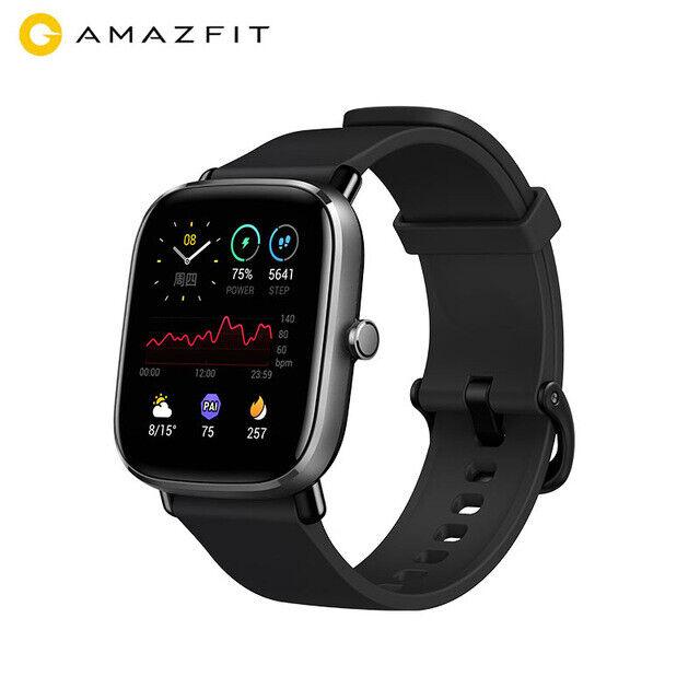 Amazfit GTS 2 Mini GPS Sports Smartwatch Bluetooth 5.0 Pantalla AMOLED