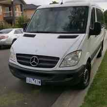 Mercedes-Benz sprinter cdi turbo diesel auto 2007 Roxburgh Park Hume Area Preview